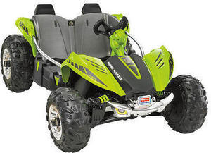 Power Wheels 12-volt Dune Racer