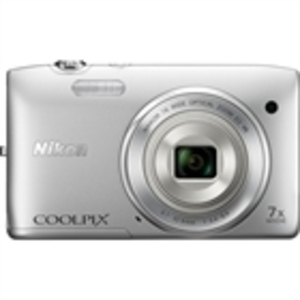 Nikon Coolpix S3500 20.1MP Digital Camera