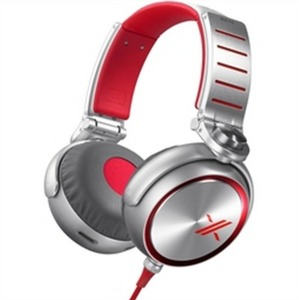SONY X Headphones #MDRX10RED