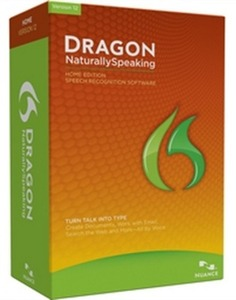 Nuance DRAGON NaturallySpeaking Home Software Version 12
