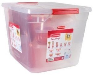 Rubbermaid 60pc TakeAlong Set