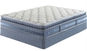 Calming Retreat Adjustable Mattress Set - Full