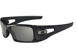 Oakley Men's Crankcase Sunglasses - Black/Grey