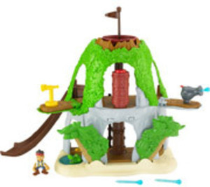 Jake's Magical Tiki Hideout Play Set