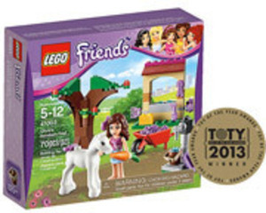 LEGO Friends Playsets Bundle - Set of 3