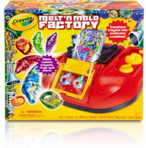 Crayola Melt N' Mold Factory