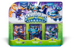 Skylanders Swap Force Magic Triple Character Pack