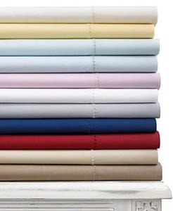 Martha Stewart Collection 400-Thread Count Bedding