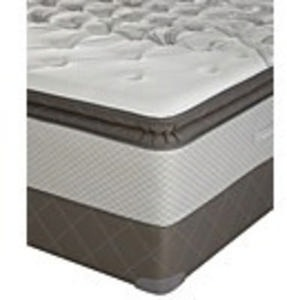 Sealy Posturepedic West Glens Falls Cushion Firm Pillowtop Full Mattress Set + Extra 10% Off