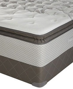 Sealy Posturepedic Valley Falls Cushion Firm Full 2PC Mattress Set +Extra 10% Off
