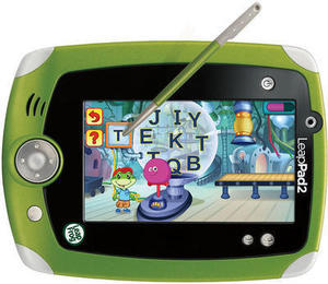 LeapFrog LeapPad 2 Explorer Kids' Learning Tablet - Green