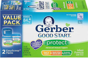 Gerber Good Start Powder Formula Protect Value Pack