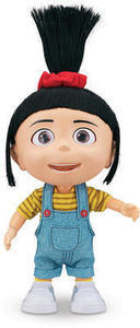 "Despicable Me 2 11"" Agnes Talking Figure"