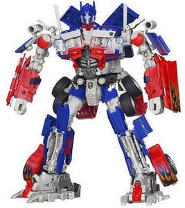 Transformers Optimus Prime Jetwing