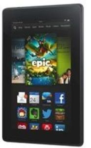 "Kindle Fire HD 7"" 8GB Tablet + $10 Gift Card"