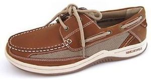 Margaritaville Men's Anchor 2 Eye Shoe
