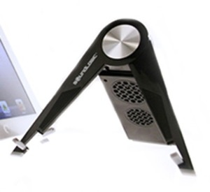 SoundLogic Tablet Stand w/ Speaker