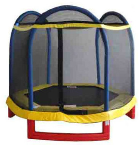 Sportspower Indoor or Outdoor 7' Trampoline