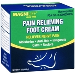 MagniLife Pain Relieving Foot Cream After Rewards