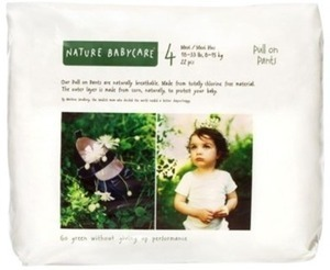 Baby Care Training Pants w/ Card