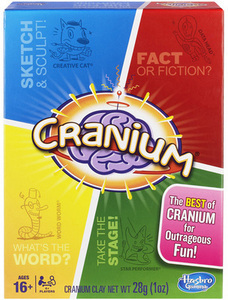 Hasbro Cranium Party Game