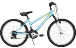 "Huffy 24"" Alpine Bikes for Men, Women, or Kids"