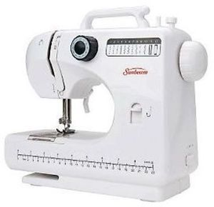 Sunbeam Compact Sewing Machine w/ Bonus Sewing Kit