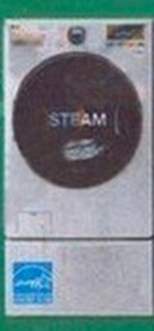 LG 4 cu. ft. Steam Washer