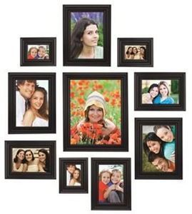 Set of 10 Picture Frames