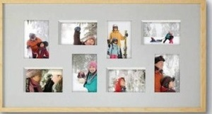 Room Essentials 8-Photo Collage Frame