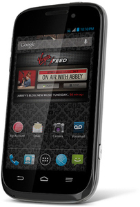 Virgin ZTE AWE No-Contract 3G Android Phone