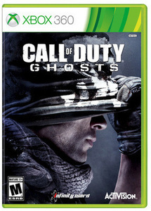 Call of Duty: Ghosts (Xbox 360) + $10 Gift Card