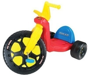 Original Big Wheel 16'' Trike