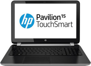"HP Pavillion15 15.6"" TouchSmart Laptop w/ 6GB DDR3 & 750GB HDD"