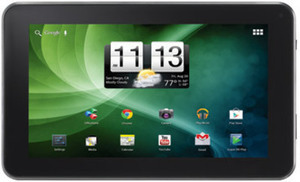 Trio Stealth G2 Tablet w/4GB HDD Teal