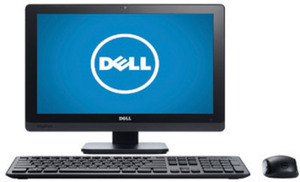 "Dell Inspiron All-in-One Intel Pentium Desktop w/ 20"" Monitor, 4GB RAM & 500GB HDD"