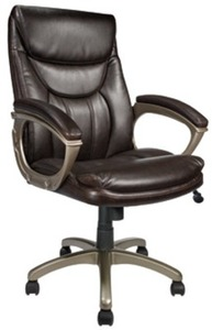 TUL EC 600 Executive Chair - Brown