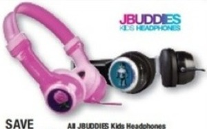JBuddies Kids Headphones