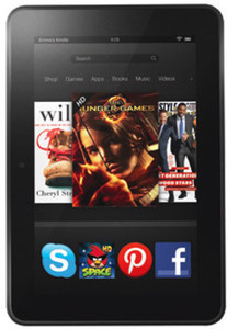 "Kindle Fire HD 8.9"" Tablet, 16 GB"