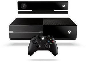Xbox One System w/ Kinect, Controller & Headset