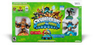 Skylanders Swap Force Starter Pack (All Versions)