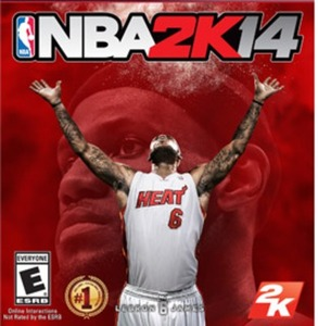 NBA2K14 (PS3 or Xbox 360)