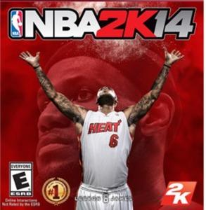 NBA2K14 (PS3 or Xbox 360)