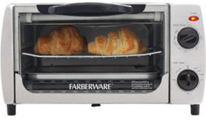 Faberware Stainless Steel Toaster Oven
