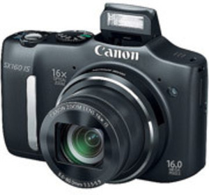 Canon Powershot SX160 Digital Camera