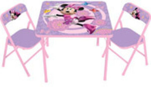 Character Table and Chair Set