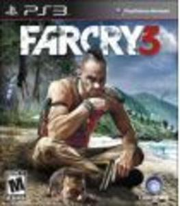 Fary Cry 3 (PS3)