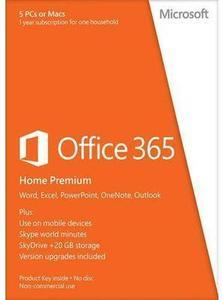 Office 365 Home Premium w/ PC Purchase