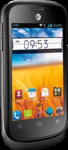 AT&T - ZTE Avail II 3G No-Contract Mobile Phone