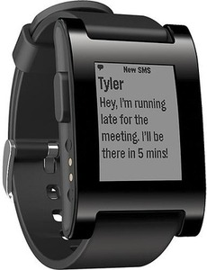 Pebble Smart Watch + $20 Gift Card